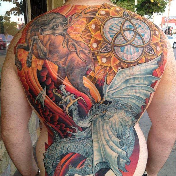 f962f54ea Epic Game Of Thrones Tattoos That Will Make You Want To Get Inked
