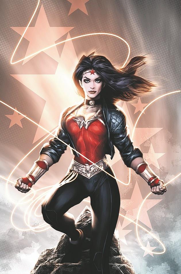 Wonder Woman Dark