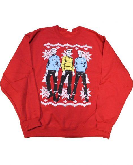 nerdy ugly christmas sweaters
