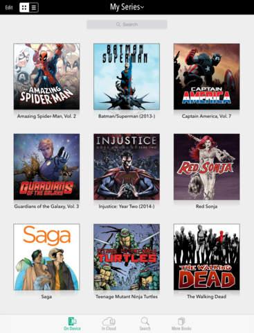 Best Digital Comic Book Readers