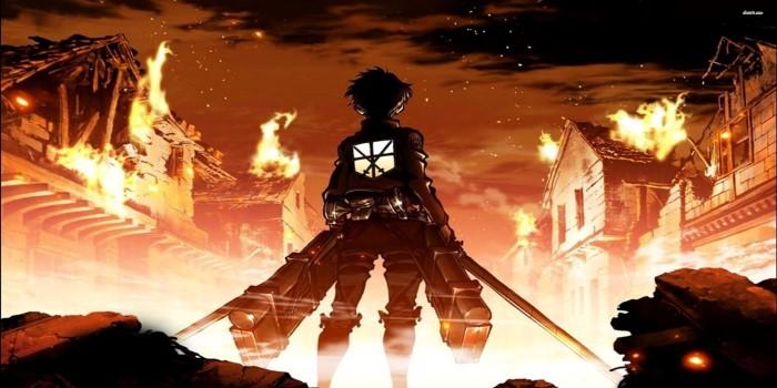 Strange anime series