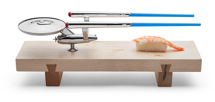 uss enterprise sushi set