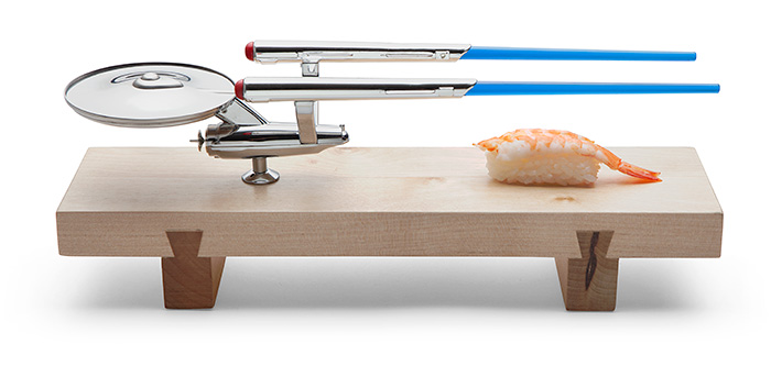 uss enterprise sushi set
