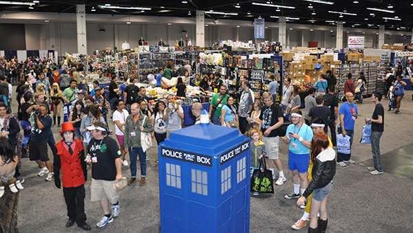 best geek conventions