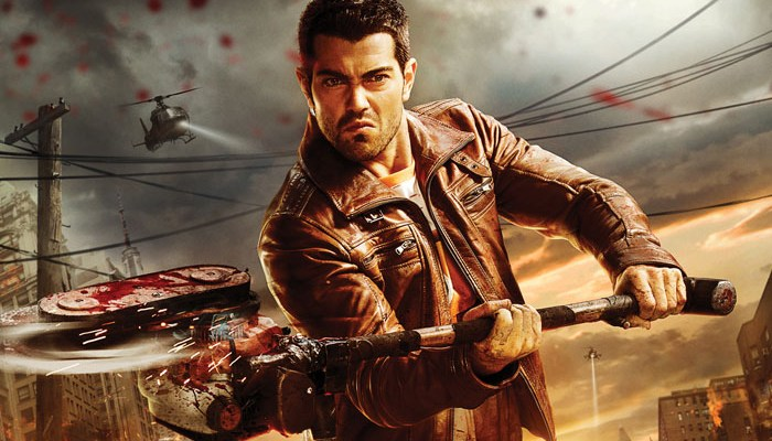 Dead Rising: Watchtower on Crackle