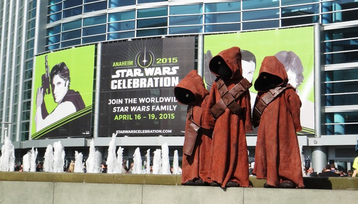 Star Wars Celebration Anaheim - Jawas