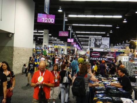 WonderCon Anaheim 2015 crowd
