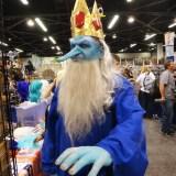 WonderCon Anaheim 2015 Adventure Time Ice King