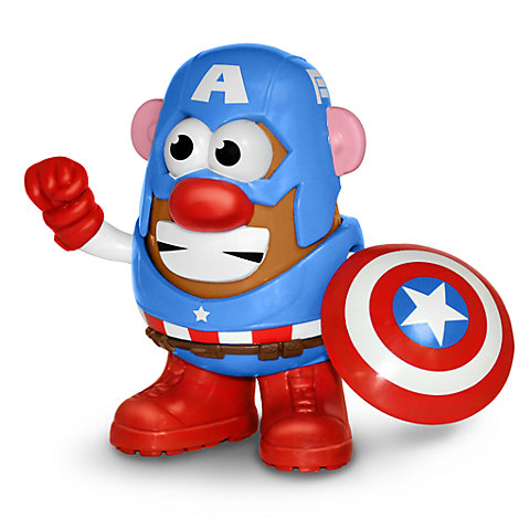 top captain america merchandise