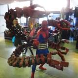 Long Beach Comic Expo 2015 - Superior Spider-Man
