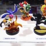 E3 2015 Nintendo Amiibo Duck Hunt