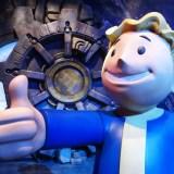 E3 2015 Fallout 4 statue vault