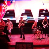 E3 2015 Harmonix Rock Band 4 party