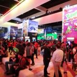 E3 2015 Nintendo booth