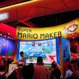 E3 2015 Nintendo Super Mario Maker