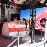 E3 2015 Playstation EA Star Wars Battlefront X-Wing
