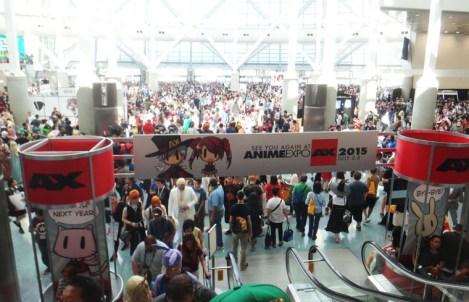 Epic Summer Cons 2015 - Anime Expo
