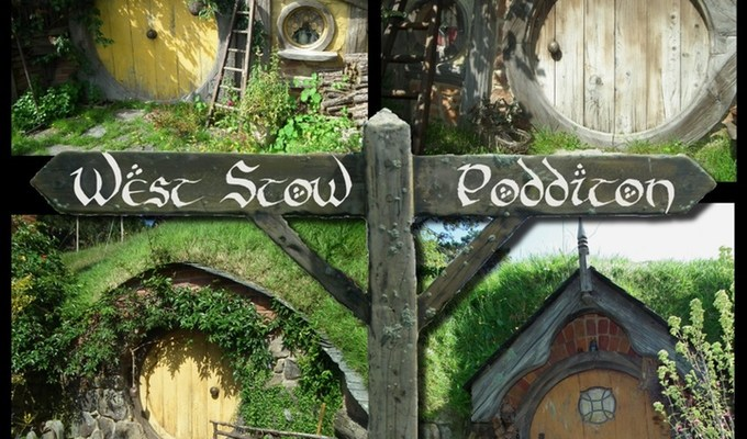 live in a real hobbit hole