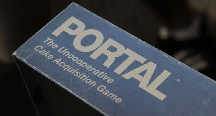 Portal The Uncooperative Cake Acquisition Game