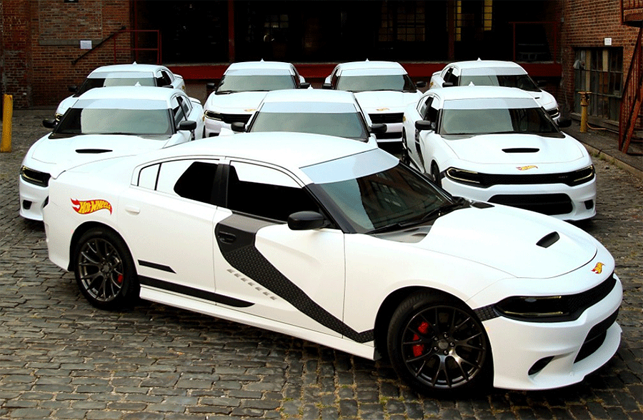Dodge Stormtrooper Chargers Star Wars