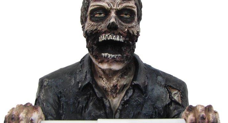 zombie home decor
