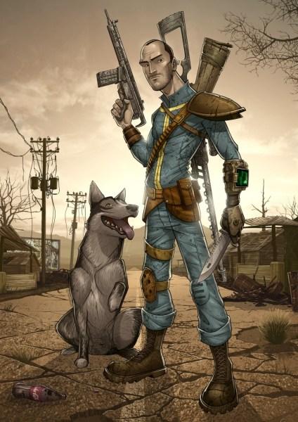 best fallout art