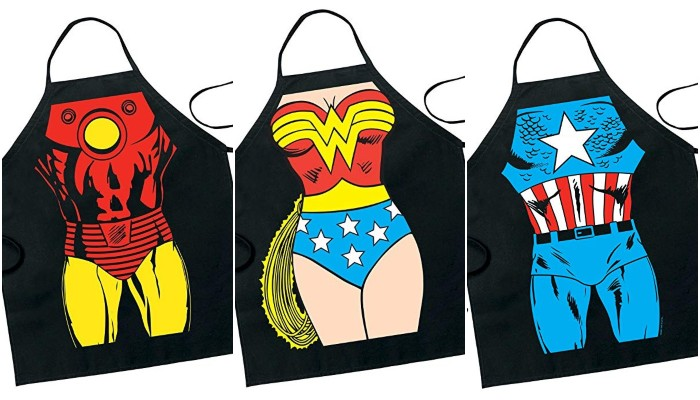 geeky aprons