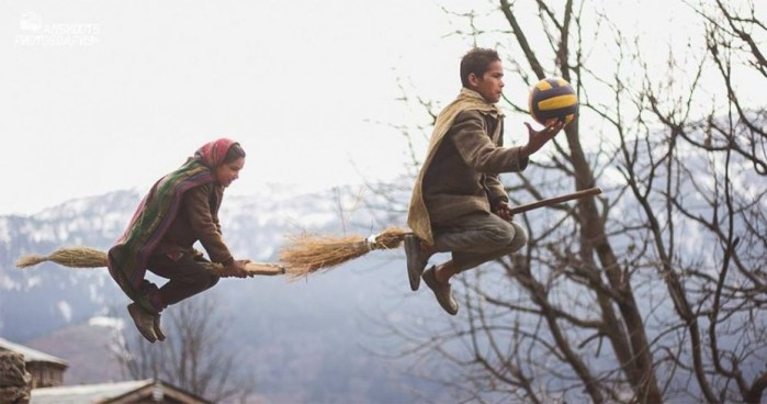 real-life quidditch