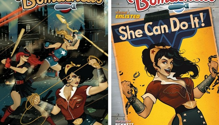 DC Comics Bombshells Fashion Featured Image