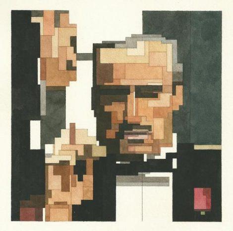 8-bit painting