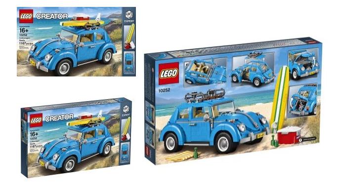 LEGO Creator Expert Volkswagon Beetle Set