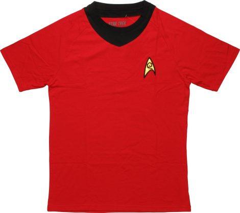 Star Trek TOS tees