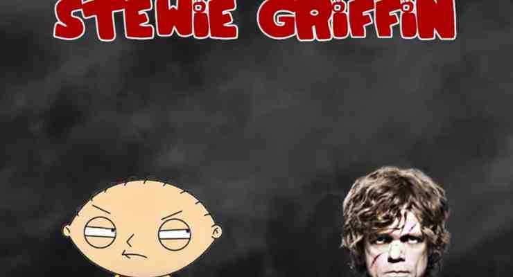 Family Guy Game of Thrones mashup