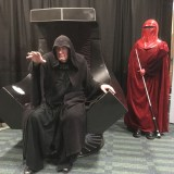 Star Wars Celebration Orlando 2017 - Emperor Palpatine