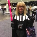 Star Wars Celebration Orlando 2017 - Garth Vader