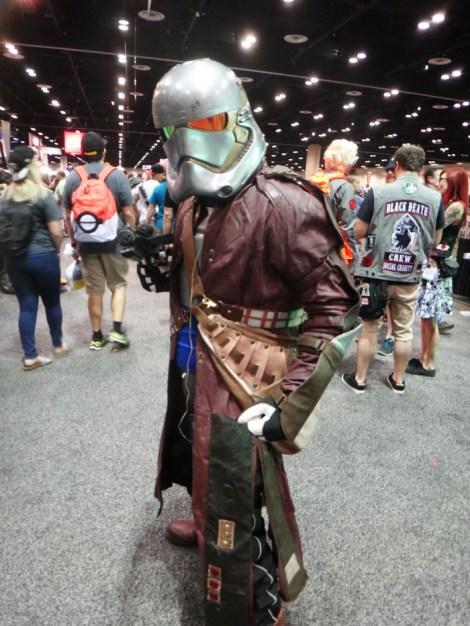 Star Wars Celebration Orlando 2017 - Star Lord trooper