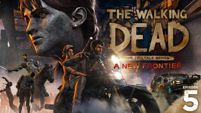 Walking Dead Telltale Series A New Frontier episode 5 trailer