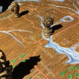 SDCC 2017 - Game of Thrones Westeros map 2