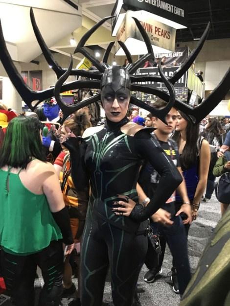 SDCC 2017 - cosplay Hela