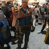 SDCC 2017 - cosplay Cable