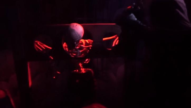 scary haunts