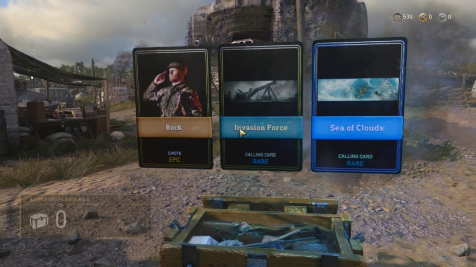 Call of Duty WW II review featured image