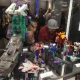 SDCC 2017 - Hasbro Transformers Trypticon