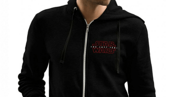 Marc Ecko Star Wars Hoodies Up For Grabs Join Now - Hoodie will turn you into chewbacca from star wars