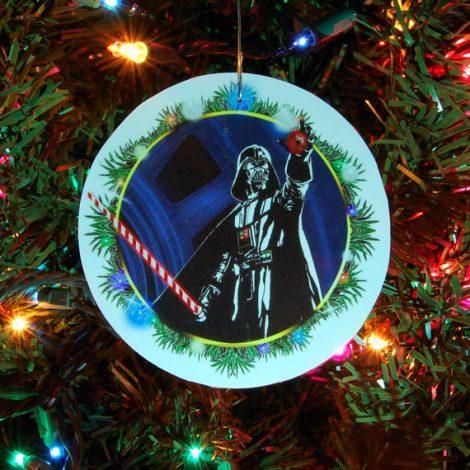 star wars christmas ornament