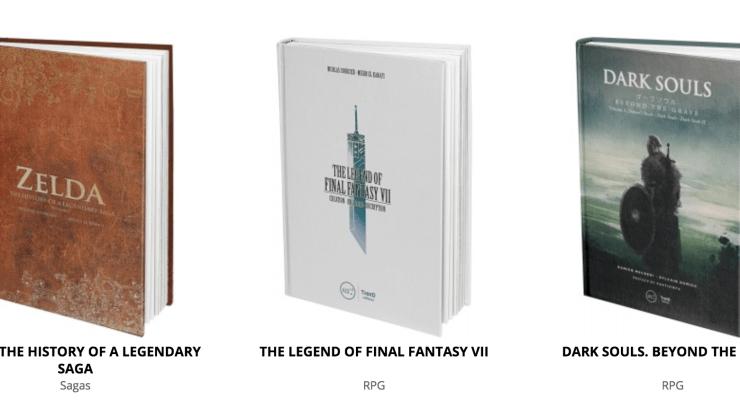 videogame books