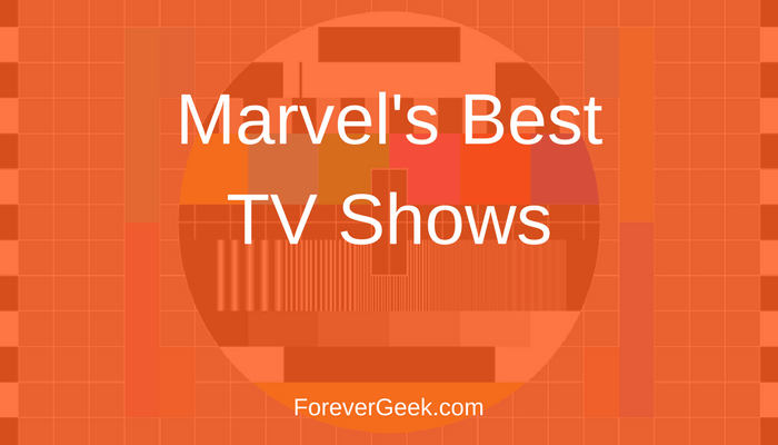 comic book tv shows