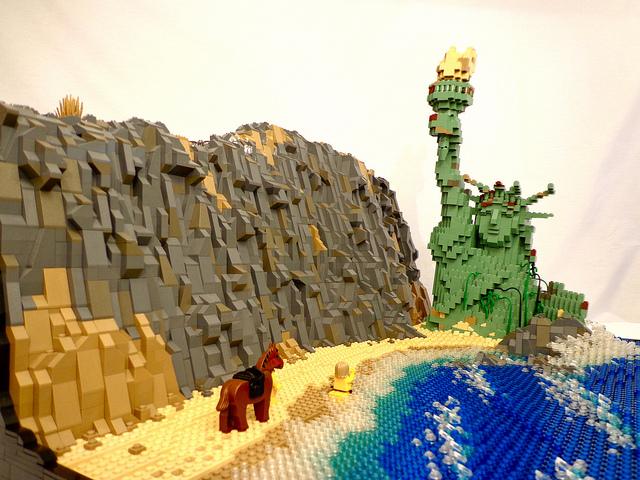 lego build