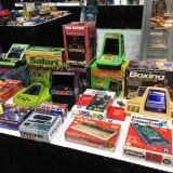 E3 2018 - Video Game Museum vintage games