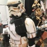 Amazing Las Vegas 2018 - Star Wars Stormtrooper and Salacious Crumb